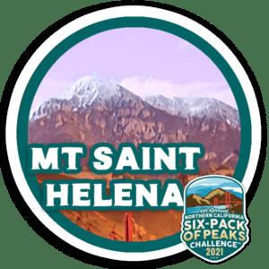 2021 Mount Saint Helena