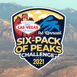 2021 Las Vegas Six-Pack of Peaks Challenge