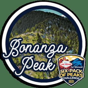 Bonanza Peak - Las Vegas Six-Pack of Peaks Challenge