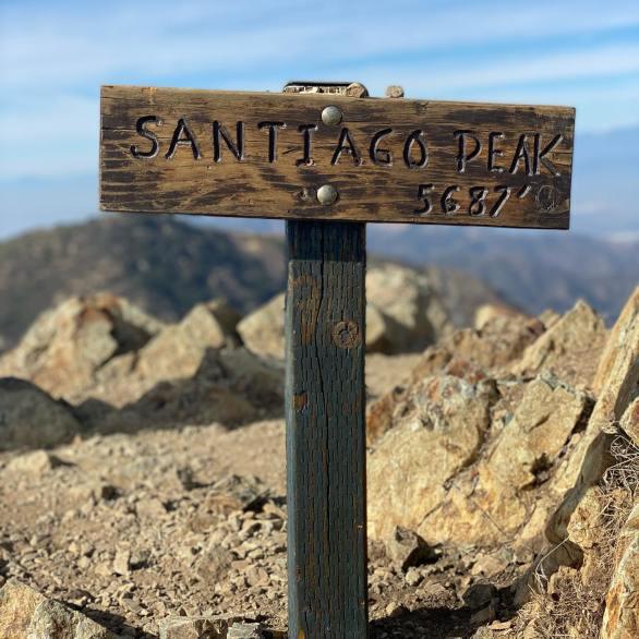 santiago-peak