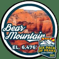 2021 Bear Mountain