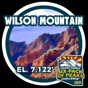 2021 Wilson Mountain