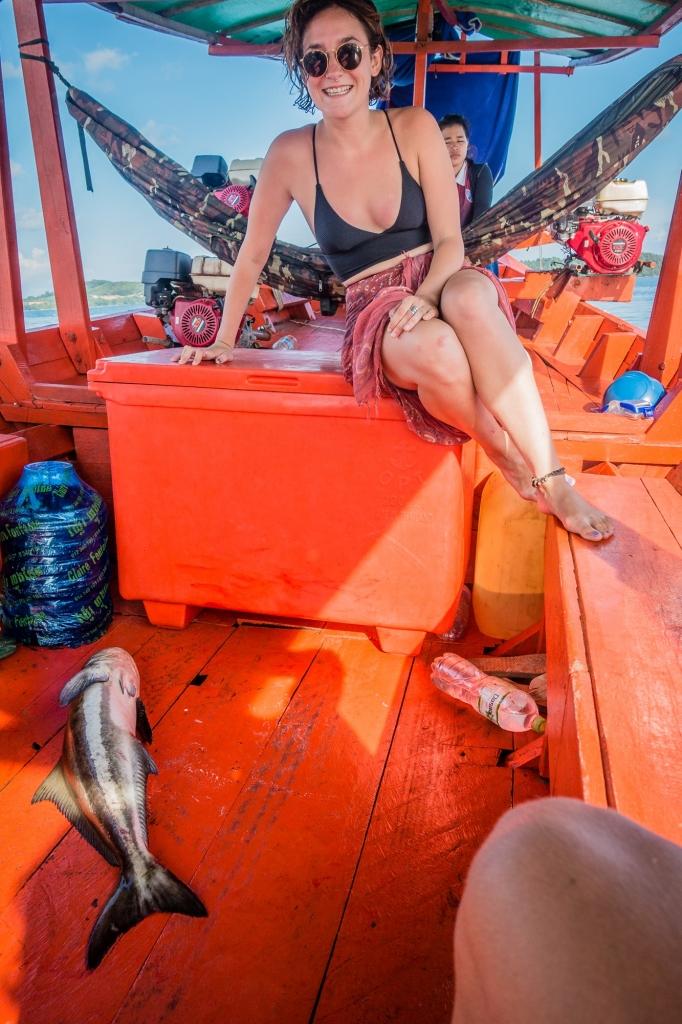 fishing camobdia