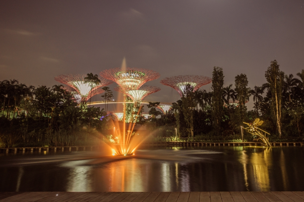 Gardens by the bay tips