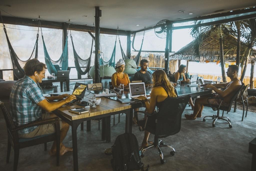 digital nomad werken thailand