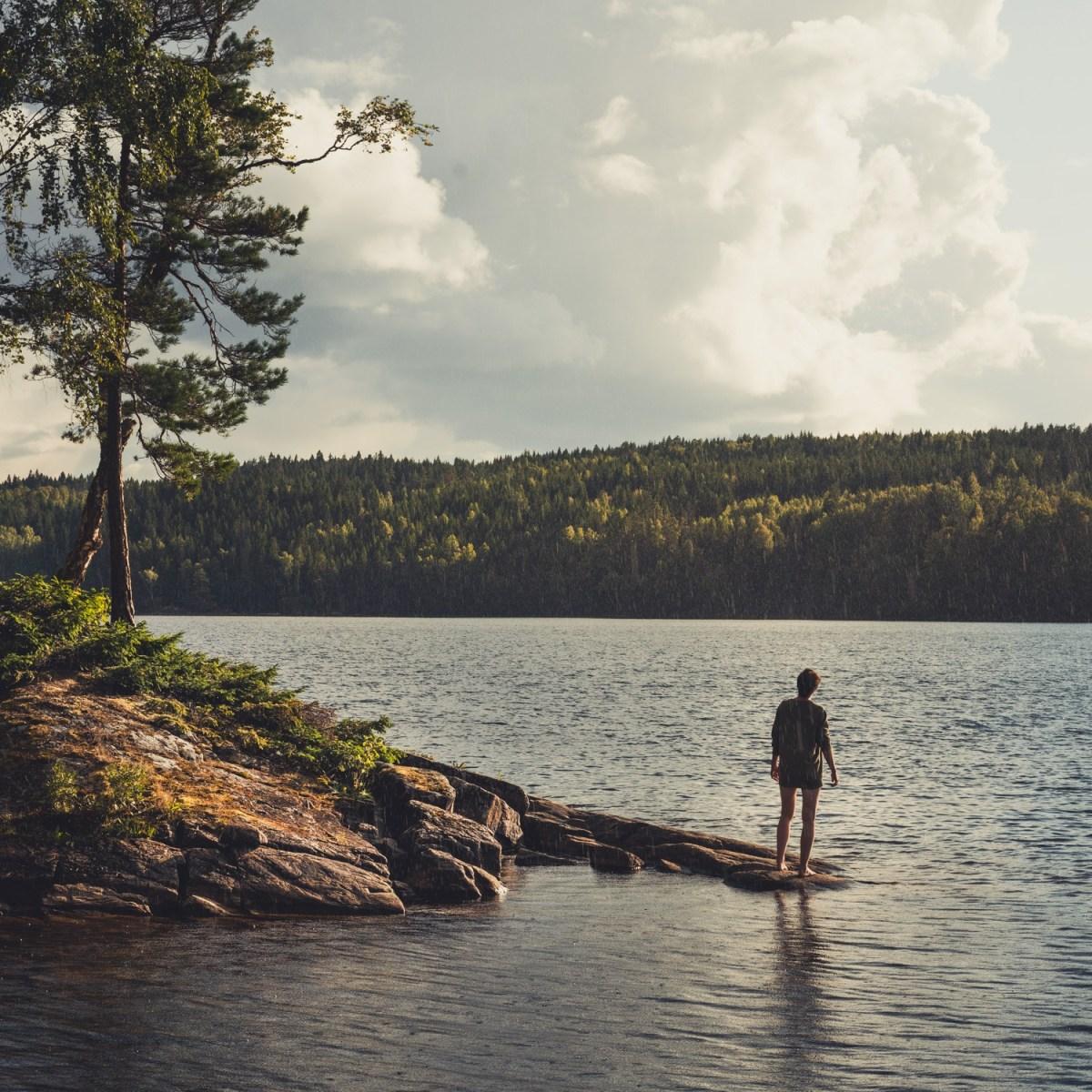 kanovaren in noorwegen