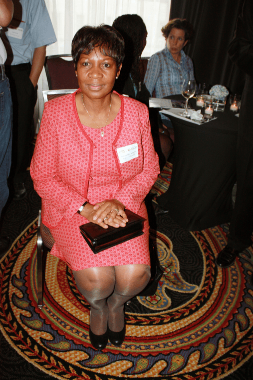 The Honorable Pinkie Manamolela, Minister of Health of Lesotho
