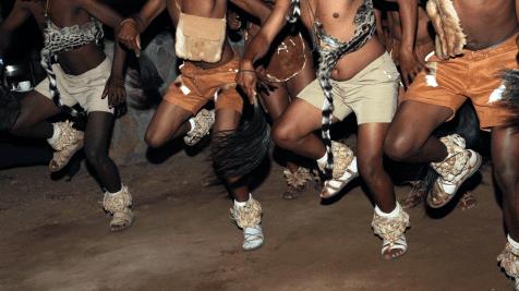 Mokolodi Dancers