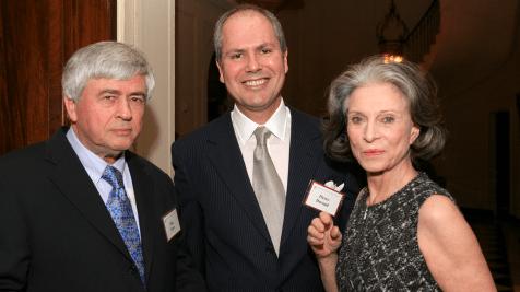 Max Essex, Pierre Durand and Deeda Blair