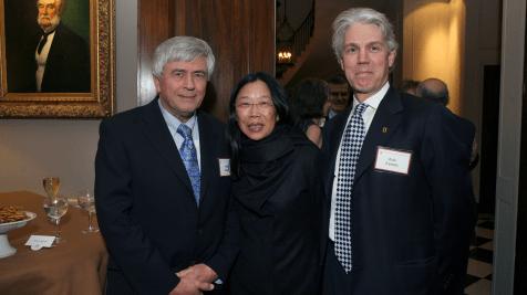 Max Essex, Barbara Wu and Eric Larson
