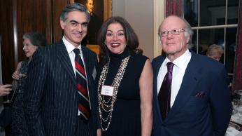 Scott Ratzan, Salwa Smith, Richard Smith