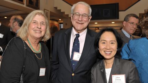 Joan Curhan, Stephan Kay, and Lilian Cheung