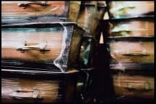 Botswana - Coffins at Botswana's largest coffin factory ©Dominic Chavez