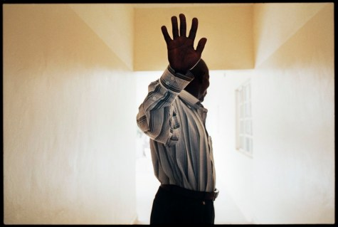 Nigeria - Access to treatment has lifted the death sentence for hundreds of thousands of HIV-infected Nigerians and encouraged many others to be tested. Even so, the stigma of the disease continues to permeate society, and patients receiving lifesaving treatment are not always willing to be identified. ©Dominic Chavez