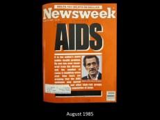 Newsweek Cover August 1985