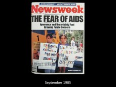 Newsweek Cover September 1985