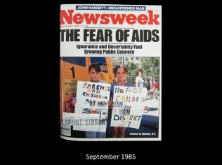 Newsweek Cover September 1985