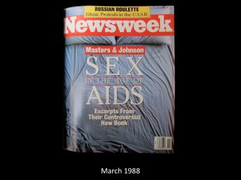 Newsweek Cover March 1988