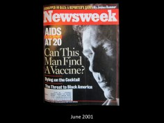 Newsweek Cover June 2001