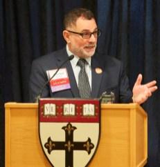 M. Rashad Massoud, MPH '93, President of the Harvard Chan School Alumni Council