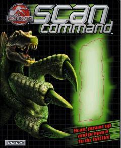 Jurassic Park III Scan Command PC
