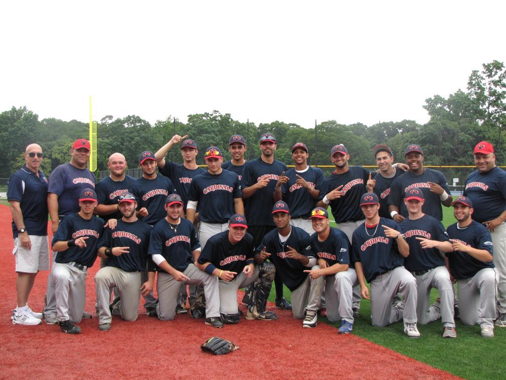 Team NY Cardinals, 2013 NACBL Champions