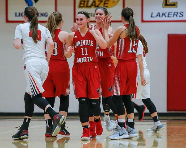 Building on early lead, Lakeville North routs Class 4A ...