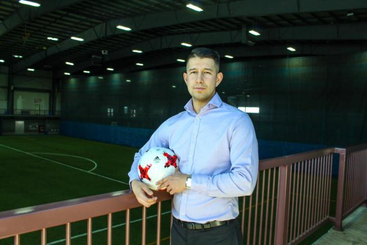 East-GTA Partnership Driving New League1 Club Alliance United FC Has Orlov  In The Manager's Seat