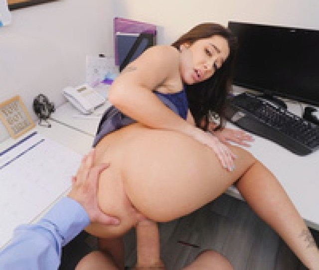 Naughty Yuong Co Worker Karlee Grey Loves Sex In The Office In Tight Pussy Porn