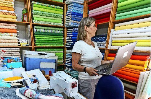 In Susanne Froeschles Keller befindet sich das Zentrum ihres Shops. Foto: factum/Granville