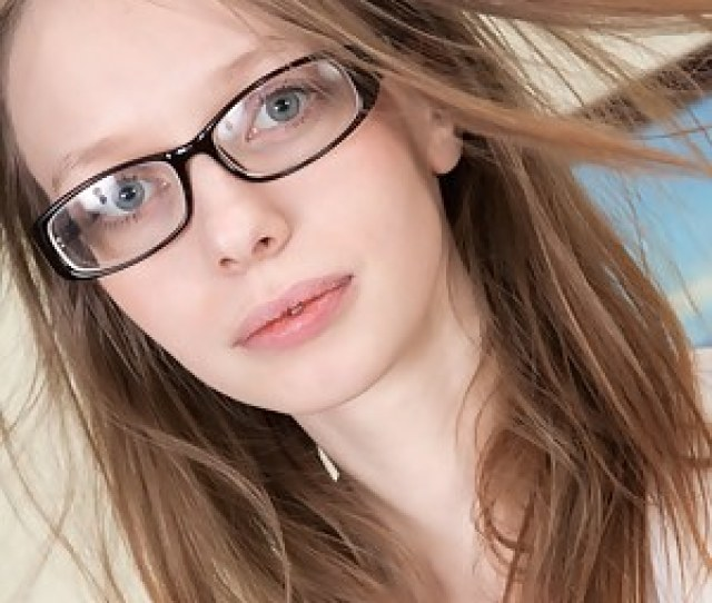 Teen Glasses Pictures