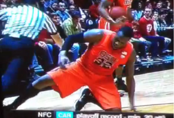 Oregon State basketball's Jarmal Reid ejected after ...