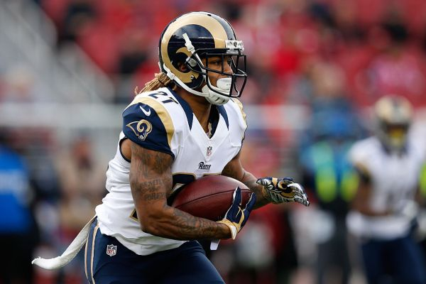 Rams concerned about AWOL running back Tre Mason