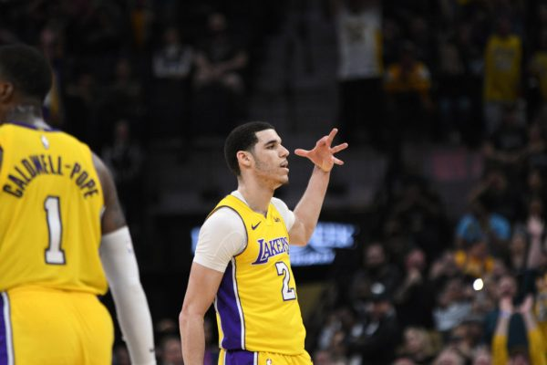 Lonzo Ball's excellent 3-point shooting leads Lakers to ...