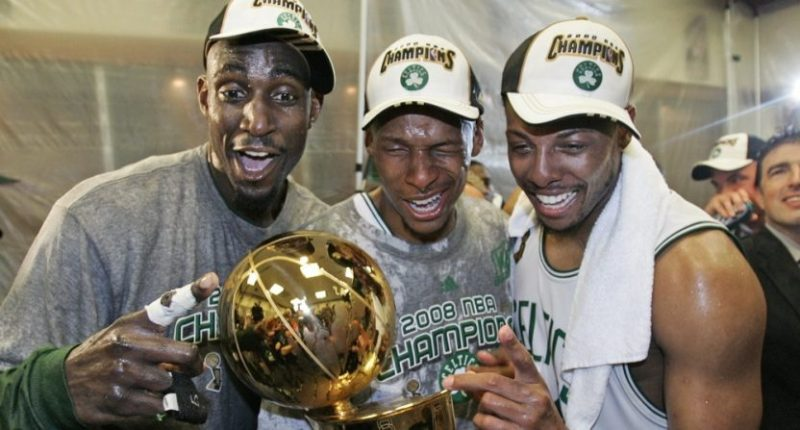 The 2007-08 Boston Celtics might not have invented the superteam, but they  perfected it