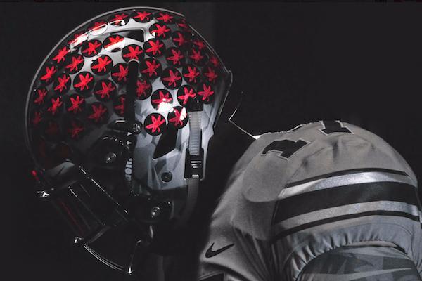 Ohio State Reveals All Gray Alternate Uniforms For Penn
