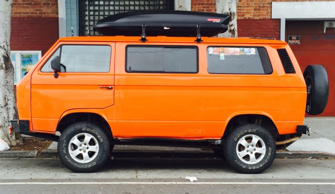 The Salty Van A Quest For The Ultimate Surf Mobile The