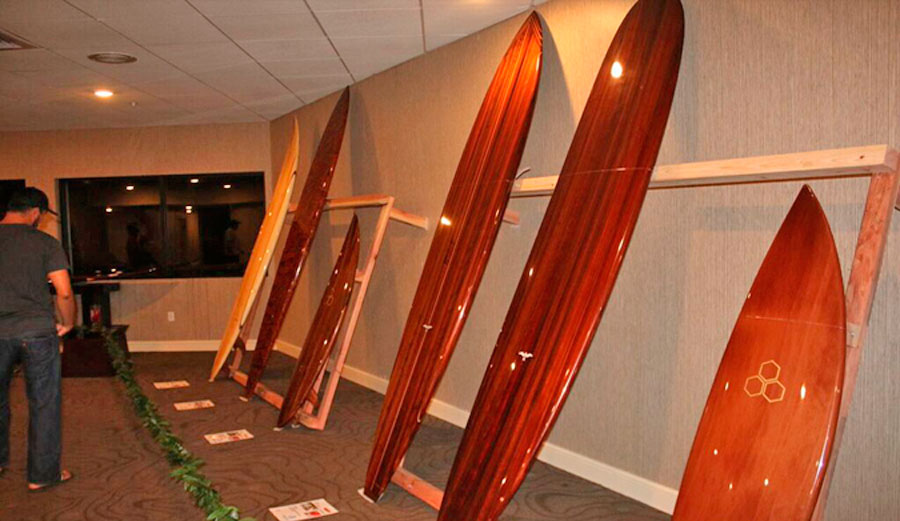 Check Out These Boards Made From 3 000 Year Old Reclaimed
