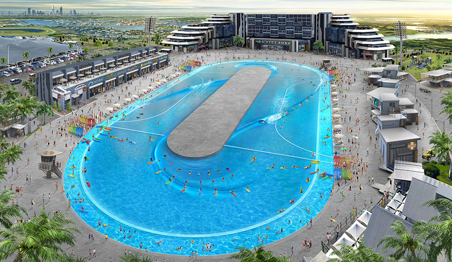 Is Webber Wave Pools Finally Going To Build The Ultimate