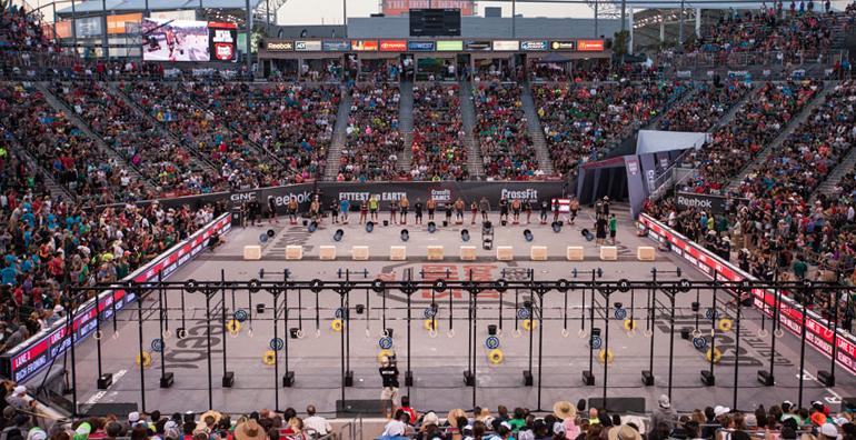 CrossFit Games Open 2014