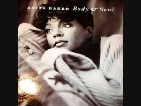 Anita baker body and soul