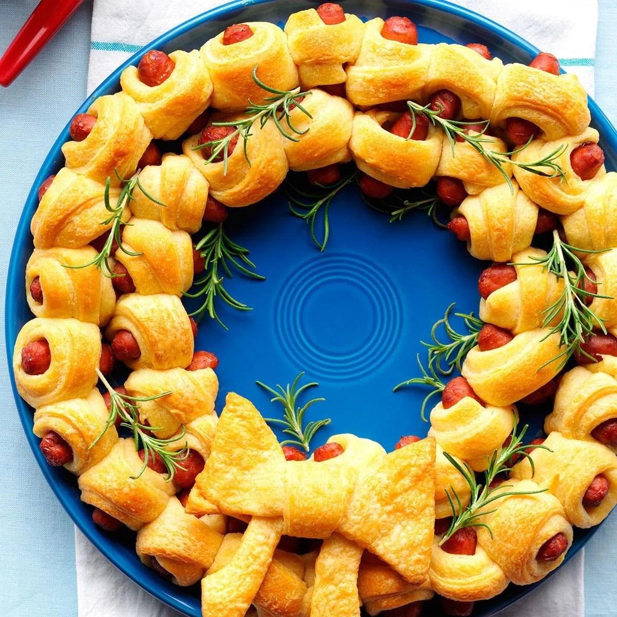 Ring Of Piggies Recipe