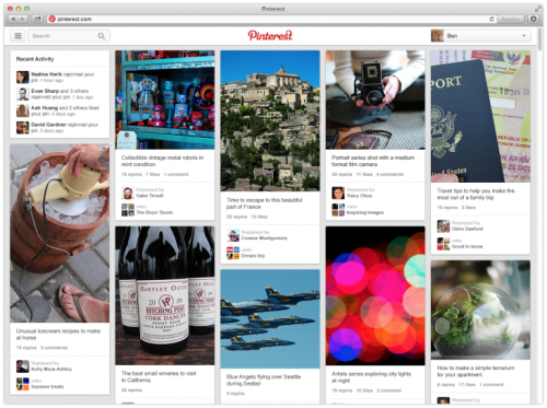 pinterest2 730x545 Which social media platform is best for your business?