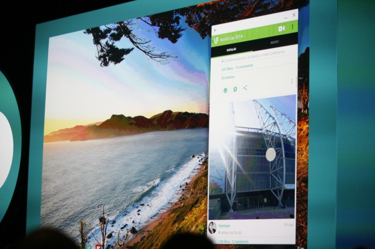 googleio 2014 1094 730x486 Bing previews Android programs working on Chromebooks