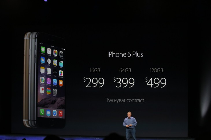 Apple Oct 2014 197 730x486 Apple unveils the iPhone 6 and iPhone 6 Plus