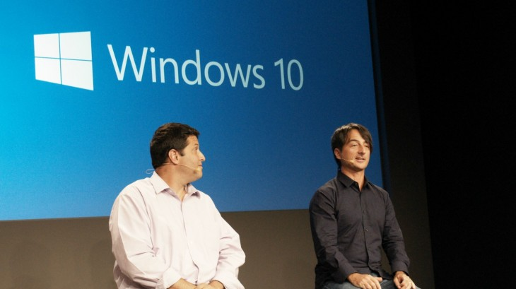 Microsoft 2014 131 730x409 Microsoft announces Windows 10, promises mid 2015 release and Windows Insider Program tomorrow