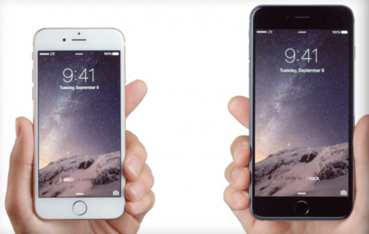 iphone 6 plus 730x462 Everything Apple announced at its September 2014 keynote