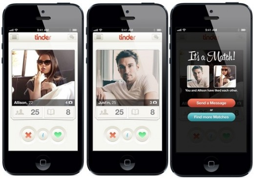 tinder 520x367 6 ways to use psychology to boost app engagement