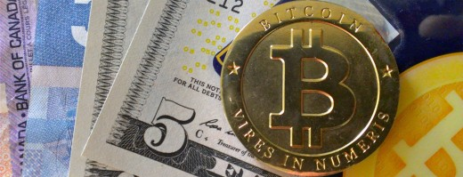 Bitcoin by zcopley on Flickr 520x199 A brief history of bitcoin   and where its going next