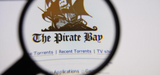 Pirate Bay shutterstock